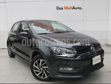 Foto venta Auto usado Volkswagen Polo Hatchback Sound (2018) color Gris Carbono precio $199,000