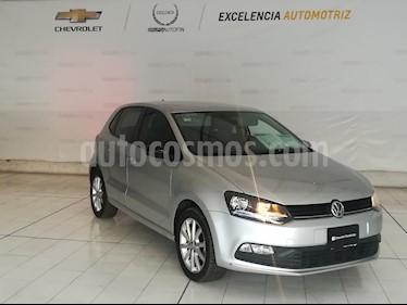 Foto Volkswagen Polo Hatchback Sportline DSG usado (2018) color Plata precio $225,000