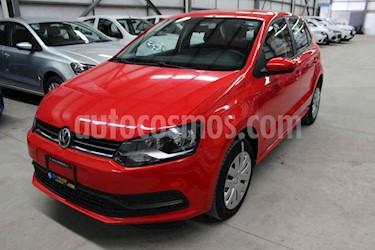 Foto venta Auto usado Volkswagen Polo Hatchback Startline Tiptronic (2019) color Rojo precio $189,900