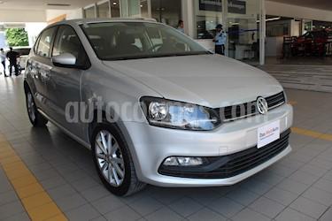 Foto venta Auto usado Volkswagen Polo Hatchback Startline Tiptronic (2019) color Plata Reflex precio $198,000