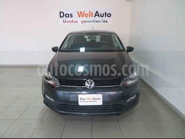 Foto venta Auto usado Volkswagen Polo Hatchback Startline (2018) color Gris precio $190,181