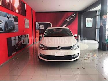 Volkswagen Polo Hatchback Startline usado (2019) color Blanco precio $225,000