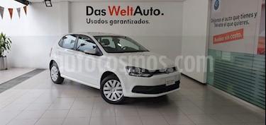Foto Volkswagen Polo Hatchback Startline usado (2019) color Blanco precio $229,000