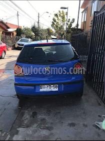 Volkswagen Polo  1.4 5P usado (2009) color Azul precio $3.100.000