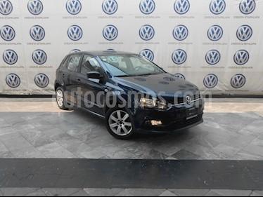 Foto venta Auto usado Volkswagen Polo 1.6L Base 4P Ac (2015) color Azul precio $154,000