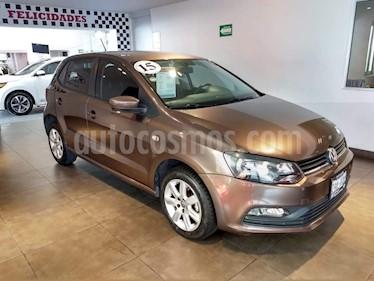 Foto venta Auto usado Volkswagen Polo 1.6L Base 4P Ac (2015) color Ocre precio $155,000
