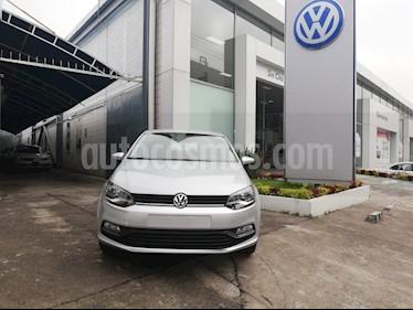 Foto venta Auto Seminuevo Volkswagen Polo 1.6L Base 4P (2017) color Plata precio $185,000