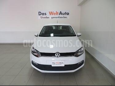 Foto venta Auto usado Volkswagen Polo 1.6L Base 4P (2018) color Blanco precio $199,626