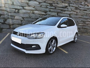 Volkswagen Polo 1.6L Base 4P usado (2013) color Blanco precio u$s6,000
