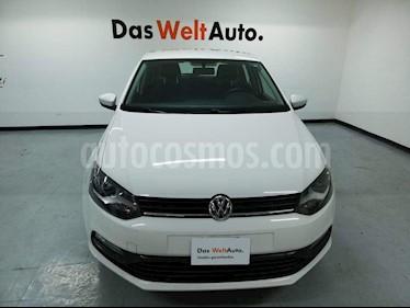 Foto venta Auto Seminuevo Volkswagen Polo 1.6L Base 4P (2018) color Blanco precio $210,000