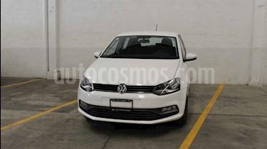 Foto venta Auto usado Volkswagen Polo 1.6L Base 4P (2018) color Blanco precio $210,000