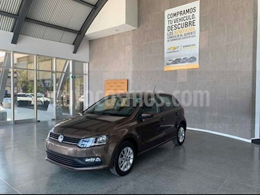 Foto Volkswagen Polo 1.6L Base 4P usado (2018) color Marron precio $205,000