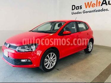 Foto venta Auto usado Volkswagen Polo 1.6L Base 4P (2019) color Rojo precio $230,000
