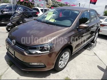 Foto venta Auto usado Volkswagen Polo 1.6L Base 4P (2018) color Azul precio $189,000