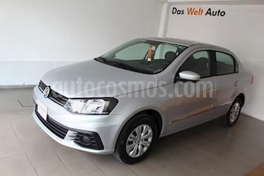 Foto venta Auto usado Volkswagen Polo 1.6L Base 4P (2018) color Gris Plata  precio $178,000