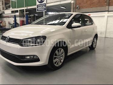 Foto Volkswagen Polo 1.6L Base 4P usado (2018) color Blanco precio $178,000
