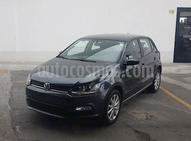 Foto Volkswagen Polo 1.6L Base 4P usado (2019) color Gris Oscuro precio $255,600