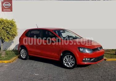 Foto venta Auto Seminuevo Volkswagen Polo 1.6L Base 4P (2018) color Rojo precio $199,000