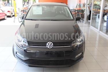 Foto venta Auto usado Volkswagen Polo 1.6L Base 5P Ac (2018) color Negro precio $168,105