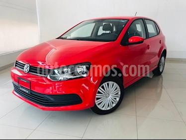 Foto venta Auto usado Volkswagen Polo 1.6L Base 5P Ac (2019) color Rojo precio $199,900
