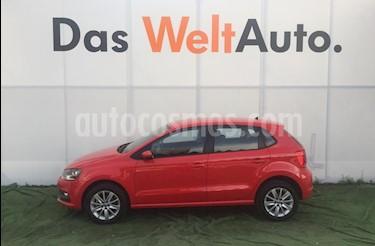 Foto venta Auto Seminuevo Volkswagen Polo 1.6L Base 5P Ac (2018) color Rojo precio $210,000