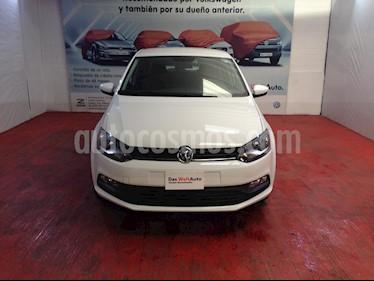 foto Volkswagen Polo 1.6L Base 5P Ac usado (2019) color Blanco precio $215,000