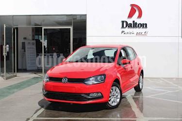 Volkswagen Polo 1.6L Base 5P Ac usado (2018) color Rojo precio $174,000