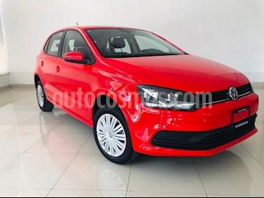 Foto venta Auto usado Volkswagen Polo 1.6L Base 5P (2019) color Rojo precio $199,000
