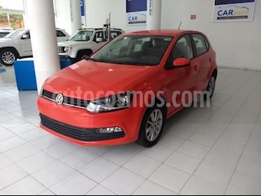 Foto venta Auto usado Volkswagen Polo 1.6L Base 5P (2018) color Rojo precio $179,000