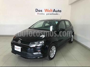 Foto venta Auto usado Volkswagen Polo 1.6L Base 5P (2018) color Negro precio $195,903