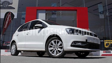 Foto venta Auto usado Volkswagen Polo 1.6L Base 5P (2017) color Blanco precio $170,000