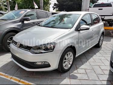 Foto venta Auto usado Volkswagen Polo 1.6L Base 5P (2017) color Plata precio $174,000