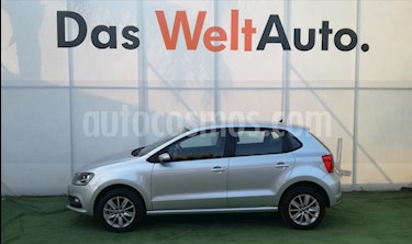 Foto venta Auto usado Volkswagen Polo 1.6L Base 5P (2018) color Plata precio $207,000