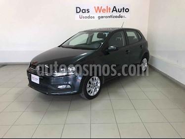 Foto venta Auto usado Volkswagen Polo 1.6L Base 5P (2018) color Gris precio $185,034
