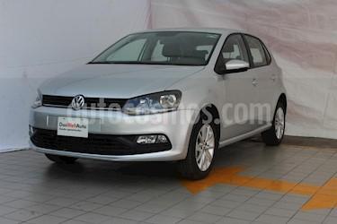 Foto venta Auto usado Volkswagen Polo 1.6L Base 5P (2018) color Plata precio $206,000