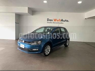 Foto Volkswagen Polo 1.6L Base 5P usado (2019) color Azul precio $200,000