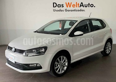 Foto Volkswagen Polo 1.6L Base 5P usado (2019) color Blanco precio $215,000
