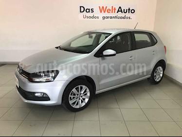 Foto venta Auto usado Volkswagen Polo 1.6L Base 5P (2018) color Plata precio $186,991