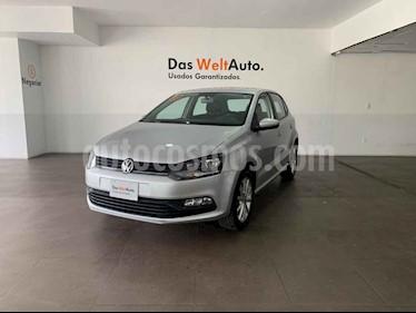 Foto Volkswagen Polo 1.6L Base 5P usado (2019) color Plata precio $200,000