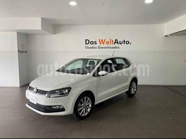 Volkswagen Polo 1.6L Base 5P usado (2019) color Blanco precio $225,000