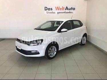 Foto venta Auto usado Volkswagen Polo 1.6L Base 5P (2018) color Blanco precio $182,085