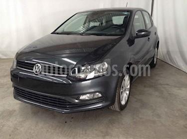 Foto venta Auto usado Volkswagen Polo 1.6L Base 5P (2018) color Gris precio $168,900