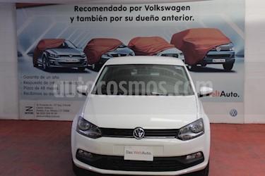 Foto Volkswagen Polo 1.6L Base 5P usado (2019) color Blanco precio $219,000