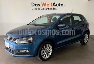Foto Volkswagen Polo 1.6L Base 5P usado (2019) color Azul precio $215,000