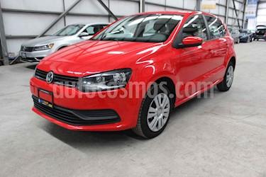Foto venta Auto usado Volkswagen Polo 1.6L Base 5P (2019) color Rojo precio $199,900