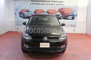 Foto venta Auto usado Volkswagen Polo 1.6L Base 5P (2019) color Negro precio $219,000