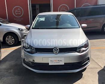 Foto venta Auto Seminuevo Volkswagen Polo 1.6L Base 5P (2017) color Plata precio $170,000
