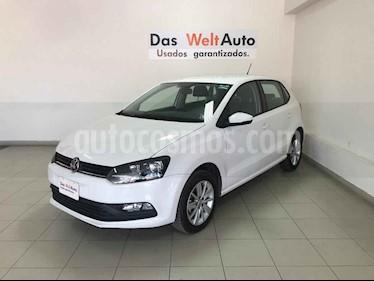 Foto venta Auto usado Volkswagen Polo 1.6L Base 5P (2018) color Blanco precio $183,776