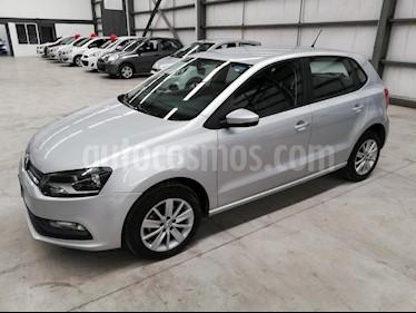 Foto venta Auto usado Volkswagen Polo 1.6L Base 5P (2018) color Plata precio $179,000