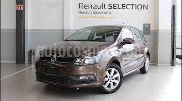 Foto Volkswagen Polo 1.6L Base 5P usado (2015) color Marron precio $155,000